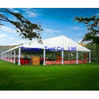 Economical Wedding Marquee Tent Beautiful Wedding Tents With Decoration Manufactures