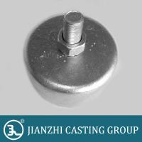 Solid core station post porcelain insulator base Manufactures