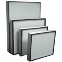 H13 Clean Room Filter Highly Efficient Compact Hepa Filter For Micro-chip field Manufactures