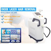 810nm Diode Laser Machine IPL Laser Hair Removal Machine With Touch Cooling AC220V - 240V Manufactures