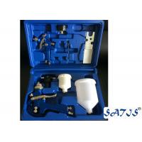 Professional HVLP spray gun kits 600ml nylon cup with air regulator Manufactures