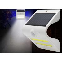 China Motion Sensor Outdoor LED Lighting Weatherproof Will Turn On Automatically At Night on sale