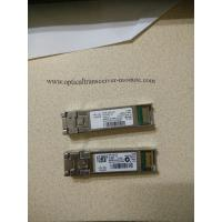 Plug In Interface Type Cisco SFP Modules Transceiver 10 Gigabit Ethernet SFP+ SFP-10G-LR Manufactures