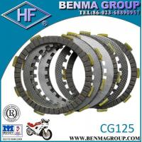 HF Motorcycle Clutch Plate, Motorcycle Clutch Disc CG125 Manufactures