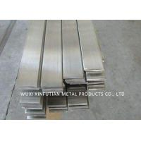 Hairline Finish 316l Stainless Steel Flat Bar / Stainless Steel Square Bar AISI 303 Manufactures