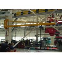 1ton / 2ton / 3ton Electric Jib Crane With Chain Hoist - Wall Mounted Type Manufactures