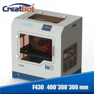 Quality Big CreatBot 3D Printer PEEK ULtem Printing Machine 110V / 220V Voltage for sale