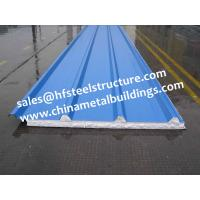 China supply 950mm Width EPS Sandwich Panel for Roof And Cold Storage Manufactures