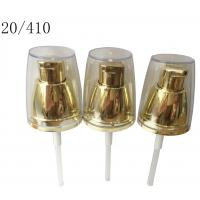 Plastic Material Cosmetic Treatment Pumps , 18/415 Cosmetic Bottle Pump Manufactures