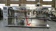 Food grade Horizontal ice cream spices powder filling packing machine Manufactures