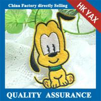 embroidery patch for cloth,cartoon patches for clothing,cartoon embroidery patch Manufactures