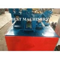 China Angle Omega C Profile Forming Machine Three Shape Flying Saw Cutting Type on sale