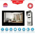 Villa wire Video Door Bell, Waterproof Intercom Camera Morningtech Video Door Phone Manufactures