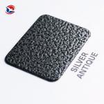Thermosetting Electrostatic Spray Crackle Epoxy Polyester Powder Coating Metallic Effect Manufactures