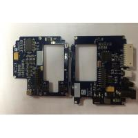 Buy cheap Immersion gold PCB Circuit Board Assemly Blue solder mask from wholesalers