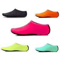 Womens Mens Classic Barefoot Water Shoes Flat Heel With Spandex Fabric Material Manufactures
