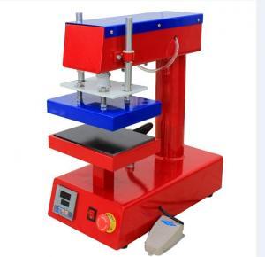 Pneumatic Auto Heat Press Machine LCB1015 Manufactures