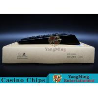 China Black Color Baccarat Gambling Systems 2.4G USB Wireless Numeric Keypad on sale