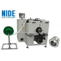 China Horizontal Stator Insulation Paper Inserter Equipment Low Noise Fast Speed on sale