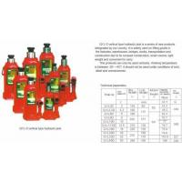China QYL-D Vertical Type Hydraulic Jack on sale