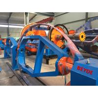5 Cores 800/3+2 Wire Cable Laying Up Machine Low Energy Consumption Manufactures