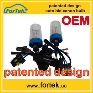 China patented design auto hid xenon bulb/lamp 12v/24v 35w/55w/75W/100W on sale