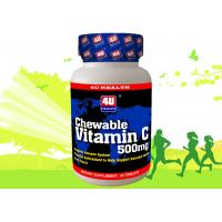 Chewable Vitamin C Tablet mineral supplement Chewable c vitamin Manufactures