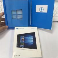 100% Online Activation Microsoft Windows 10 Home With 3.0 USB Flash Drive Manufactures