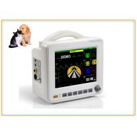 High Precision Vet Monitor, Light Weight Bedside Animal Heart Rate Monitor Manufactures