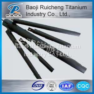 Titanium anode for sodium hypochlorite generator Manufactures