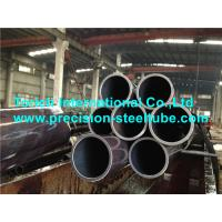 EN10305-1 Telescopic Cylinders Gas Cylinder Seamless Cold Drawn Steel Tube Manufactures
