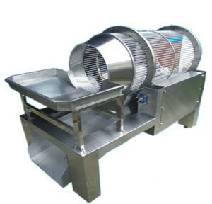Commercial Egg Breaking Machine/Quail Egg Breaking Machine Manufactures