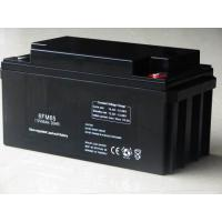 12v 65ah high power Gas Recombination standby UPS, Telecommunications Vrla Batteries Manufactures