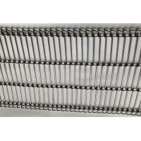 Width 0.5m-2m Wire Mesh Conveyor Belt For Pizza / Chocolate / Food Industry Manufactures