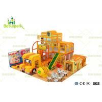 Construction Engineering Theme Park Kids Indoor Playground Electrostatic Baking Painting Manufactures