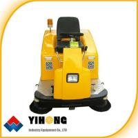 Ride-on street sweeper Manufactures