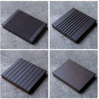 Multi Color Carbonized Strand Bamboo Flooring With Termite Resistance Manufactures
