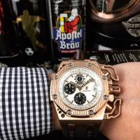 AP Survivor Limited Edtion Black Strap Rose Gold chrono Watch - 1W0013 Manufactures