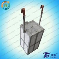 Titanium Andizing Basket for Small Parts Manufactures