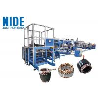 High Automation Motor Production Line Stator Winding Machine New Condition Manufactures