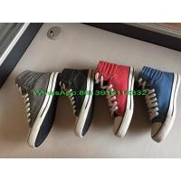 Wholesale Cheap China  Low Price 4 Colors Canvas Boot Shoes Stock Manufactures