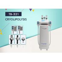 1800W Cryolipolysis Slimming Machine For Cellulite Removal , Vacuum Cavitation RF Fractional  Machine Manufactures