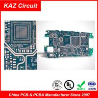 ENIG/HASL/OSP HDI Rapid Prototyping Pcb FR4 Multilayer Printed Circuit Board Manufactures
