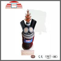 China Electrical Copper 22 kv / 33kv Underground XLPE Power Cable And Wire on sale