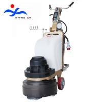 3 head planetary granite floor polisher machine Manufactures