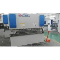 China Press Brake Dies NC Hydraulic Sheet Metal Press Brake Machine 630 KN Bending on sale