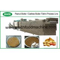 High Capacity peanut butter processing line Manufactures