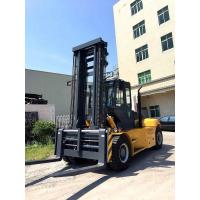 heavy duty forklift 16 ton FD160 diesel forklift truck 16 ton container forklift truck with Cummins engine Manufactures