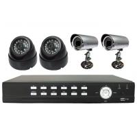 Network H.264 CCTV DVR support 3G, WIFI stand alone DVR video surveillance systems Manufactures