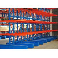 Customized Adjustable Cantilever Racking System single and double side Manufactures